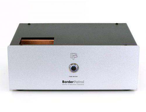 Review of the BorderPatrol DAC by Ken Redmond of The Audio Beatnik