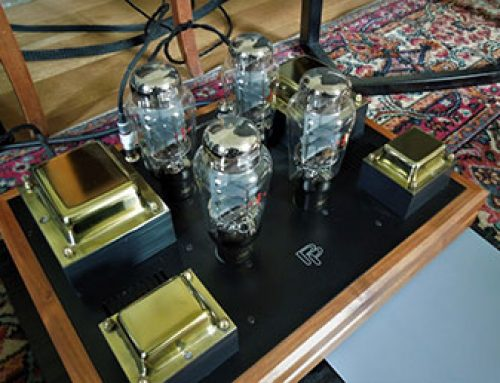 Review of the BorderPatrol P21EXD Amplifier