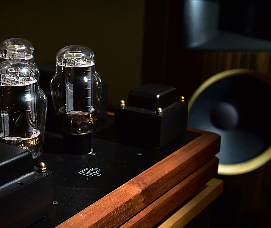 glass tubes for amplifier